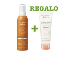 AVENE SPRAY SOLAR ALTA PROTECCION 50 SPF Y AGUA TERMAL DE AVENE 50 ML