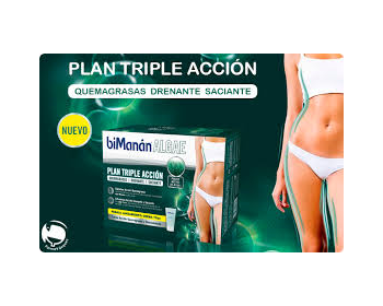BIMANAN ALGAE PLAN TRIPLE ACCIÓN