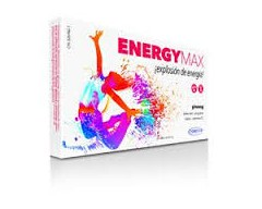 ENERGY MAX 10ML 20 VIALES HOMEOSOR