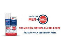 SESDERMA PACK GEL AFEITADO 200 ML + BÁLSAMO AFTER SHAVE 100 ML