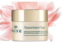 NUXE NUXURIANCE GOLD CREMA -ACEITE NUTRI-FORTIFICANTE 50 ML