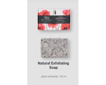BOI THERMAL NATURAL EXFOLIATING SOAP 100 G