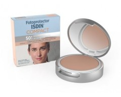 ISDIN FOTOPROTECTOR OIL FREE 50+ COMPACT ARENA 10GR
